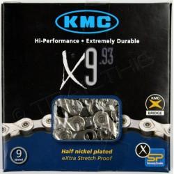 KMC X9.93